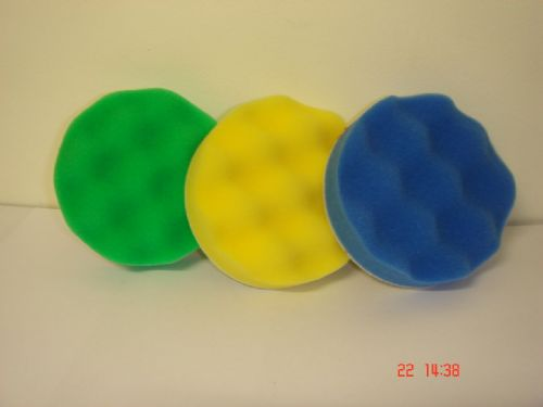 "3M Perfect-it III 3 x 80mm 3"" Spot Pads Kit"